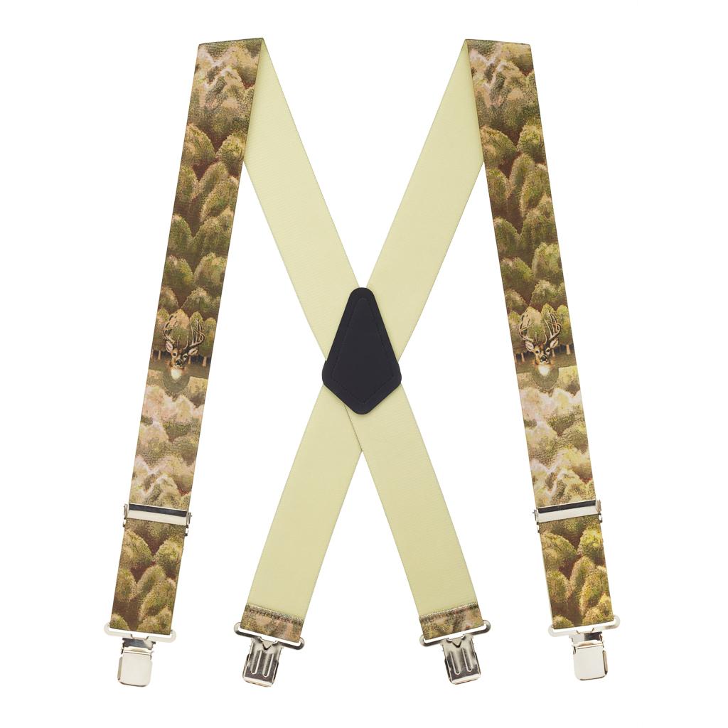 Deer Suspenders - Full View