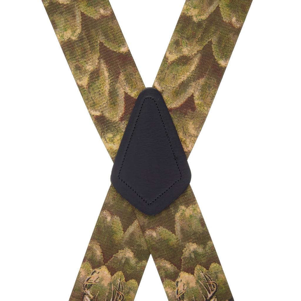 Deer Suspenders - Rear View
