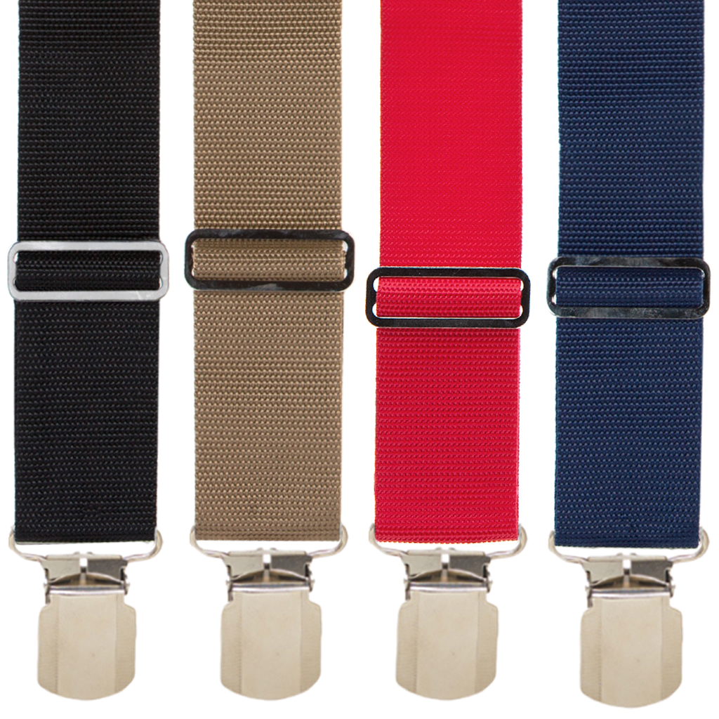 Work Suspenders - All Colors