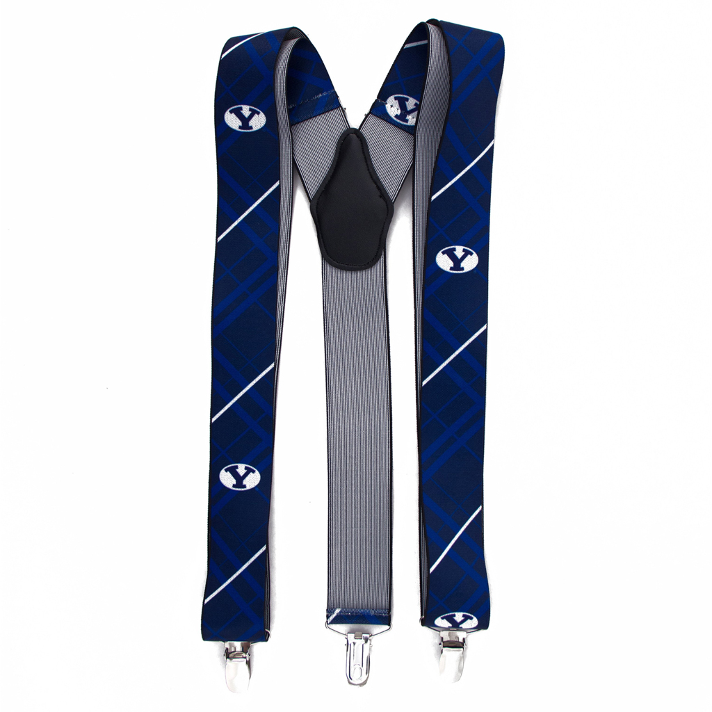 Brigham Young University Suspenders