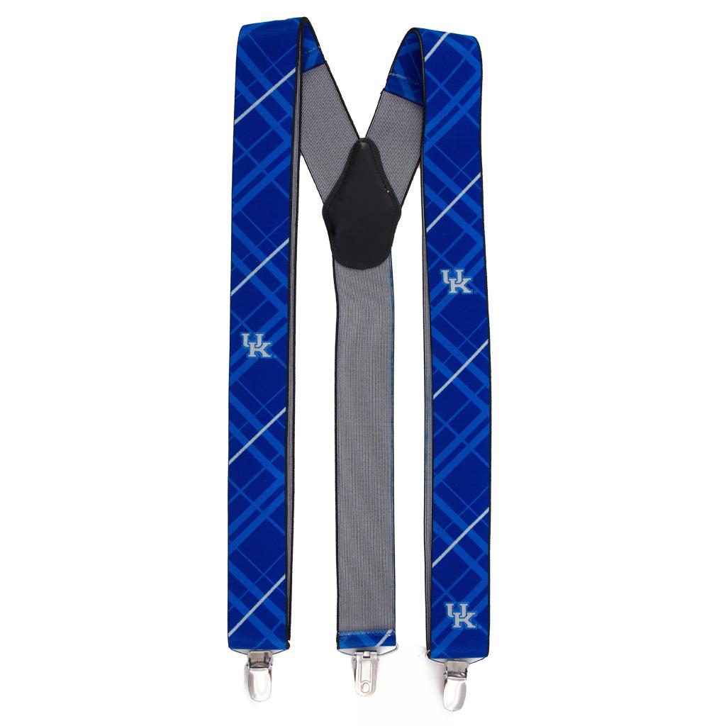 University of Kentucky Suspenders - Full View