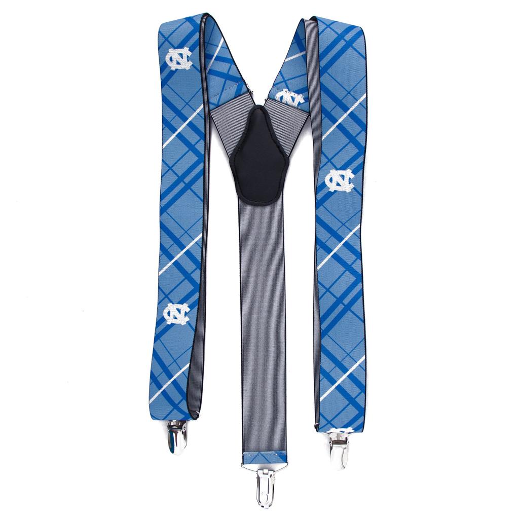 University of North Carolina Suspenders - Full View