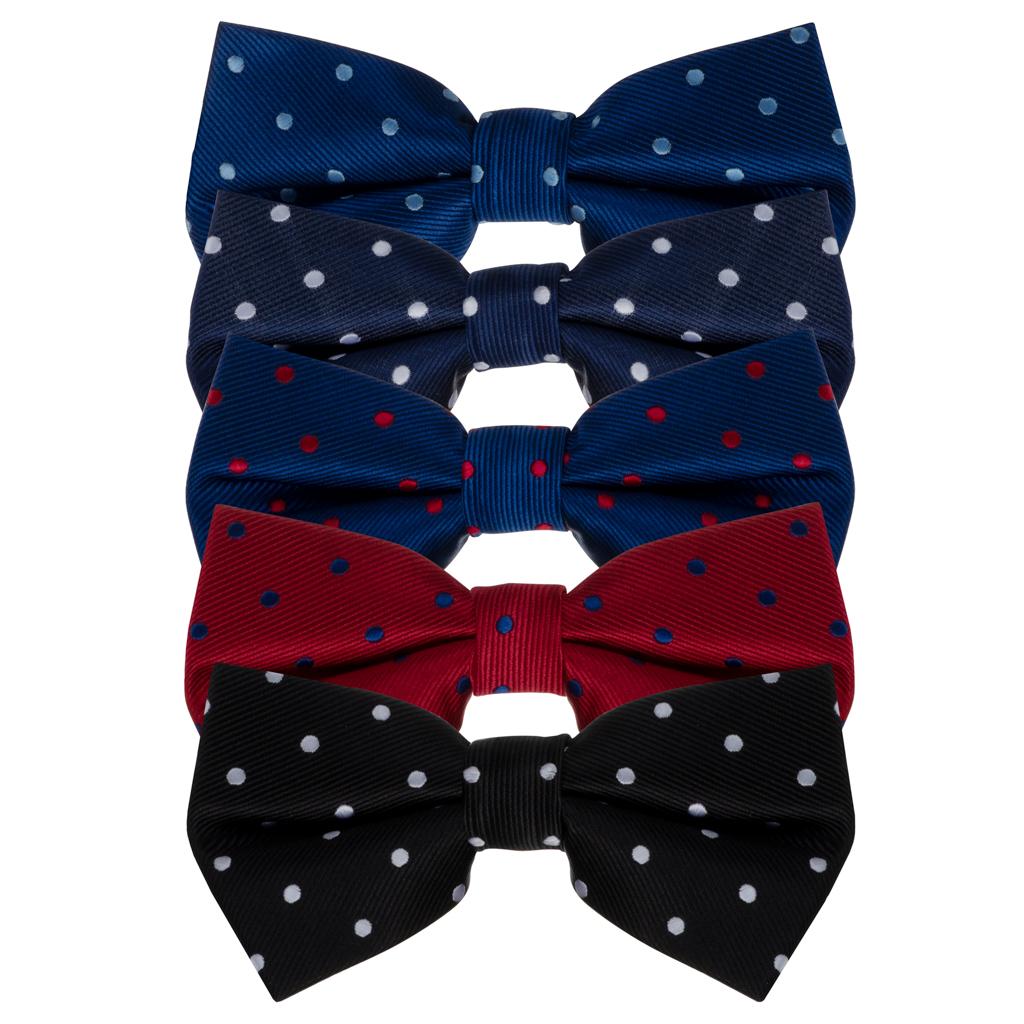 Polka Dot Bow Ties by Oxford Kent