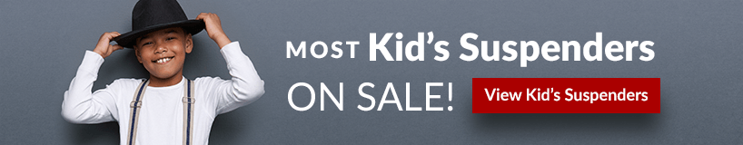 Kids Suspender Sale
