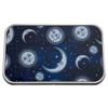 Sun and Moon Metal Tin Storage Box