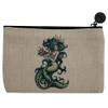Tattoo Mermaid Small Cosmetic Bag
