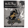 Bettie Page Kitten Patch packaged view