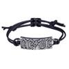 HRWL452 - AC/DC Lightning Logo Bracelet
