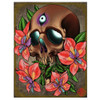 Life Cycles by 2 Cents Canvas Art Print