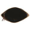 Goldenrod Rowen Canvas Handbag Purse inside view