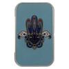 Tribal Hamsa Hand Small Metal Tin Box