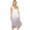 Z Supply Reverie Scoop Dip-Dye Dress front view