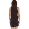 Z Supply Lex Black Triblend Mini Dress back view