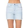 Judy Blue High Waist Bleach Light Cut Off Shorts