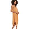 Z Supply Bronze Reverie Midi Dress