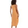 Z Supply Bronze Reverie Midi Dress back view