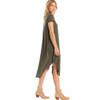 Z Supply Short Sleeve Reverie Dress side view