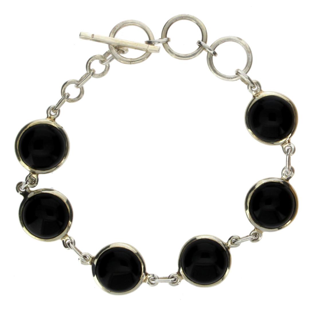 Black Onyx bracelet.