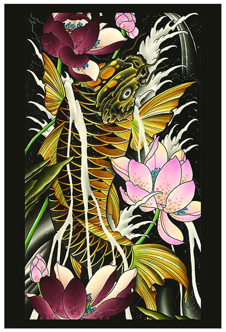 Cody Meyer Solo Run Fine Art Print