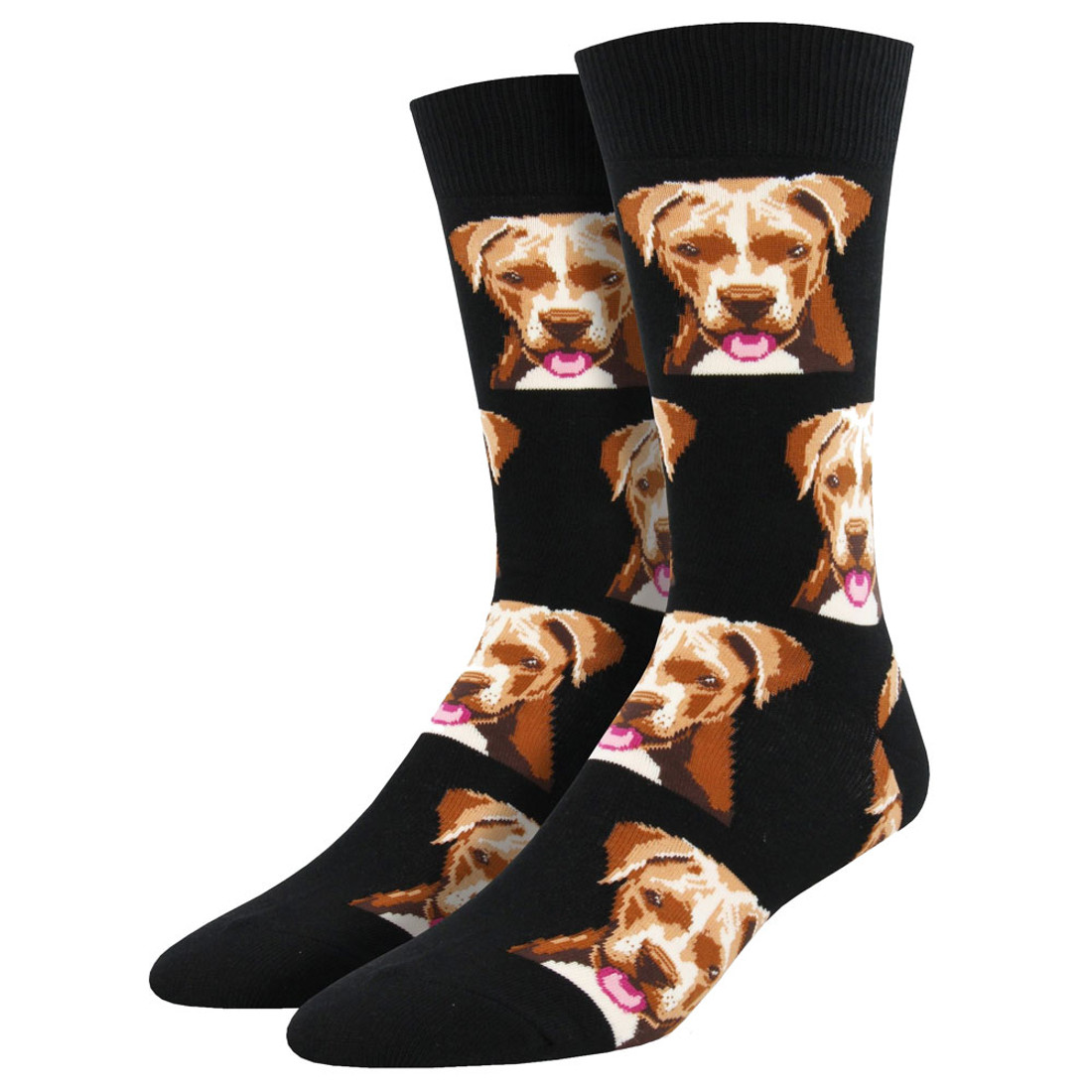 Socksmith Womens Puppy Prints
