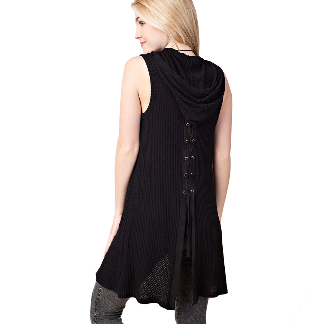 Vocal Apparel  Hoodie Vest