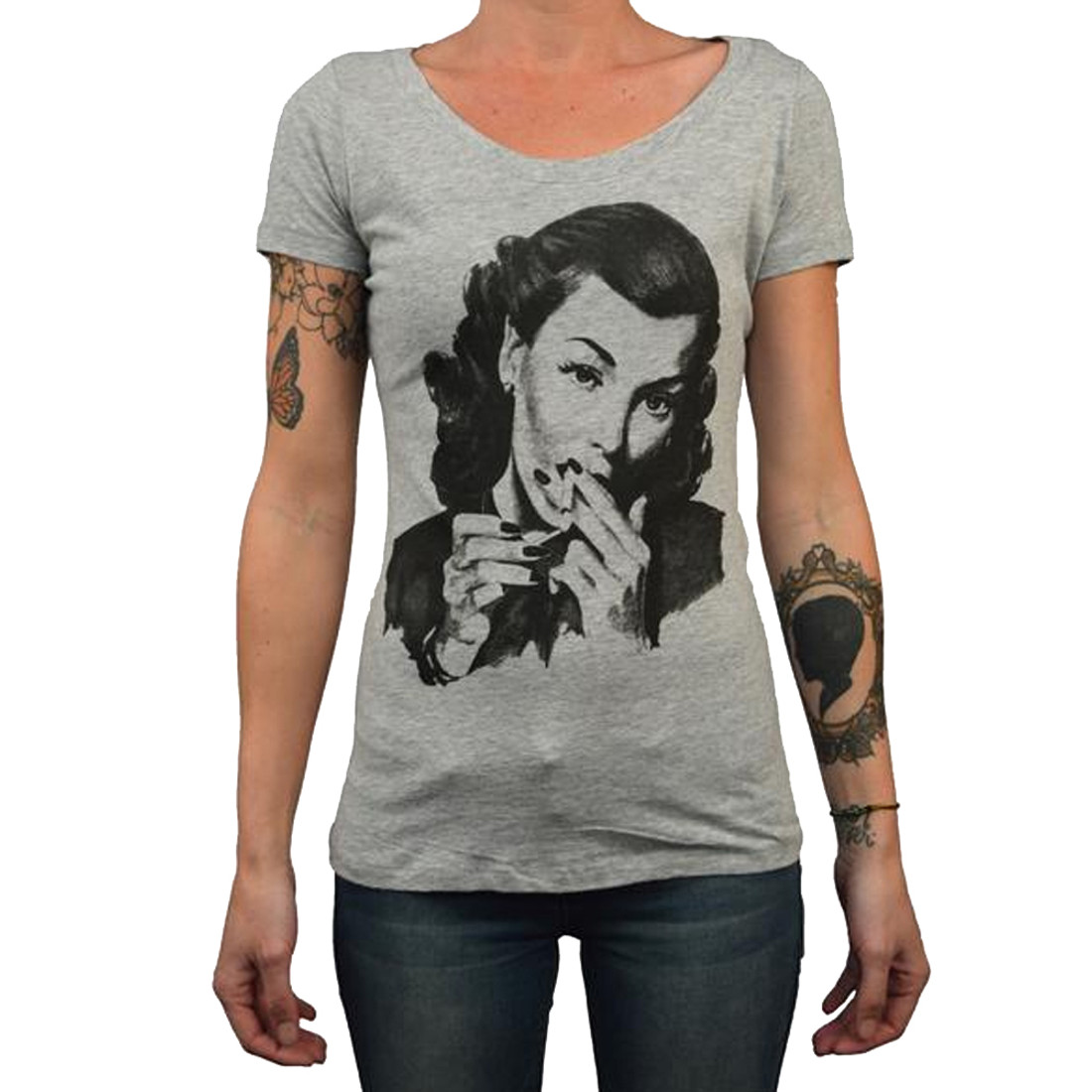 Ladies Fine Tobaccos Tee Shirt