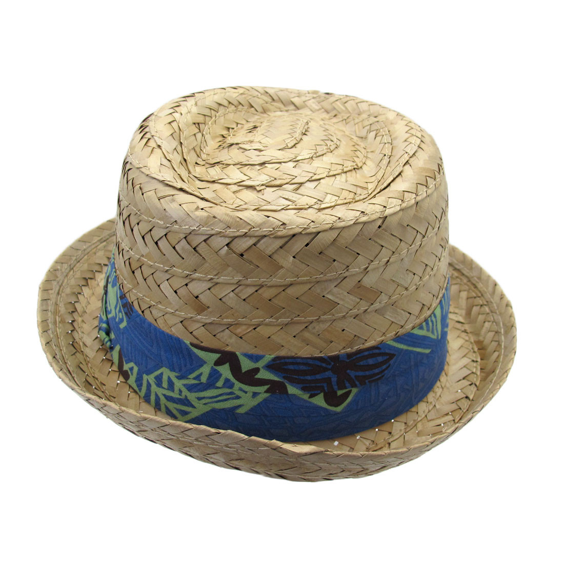 Natural Beach hat by Ole Headwear back view.