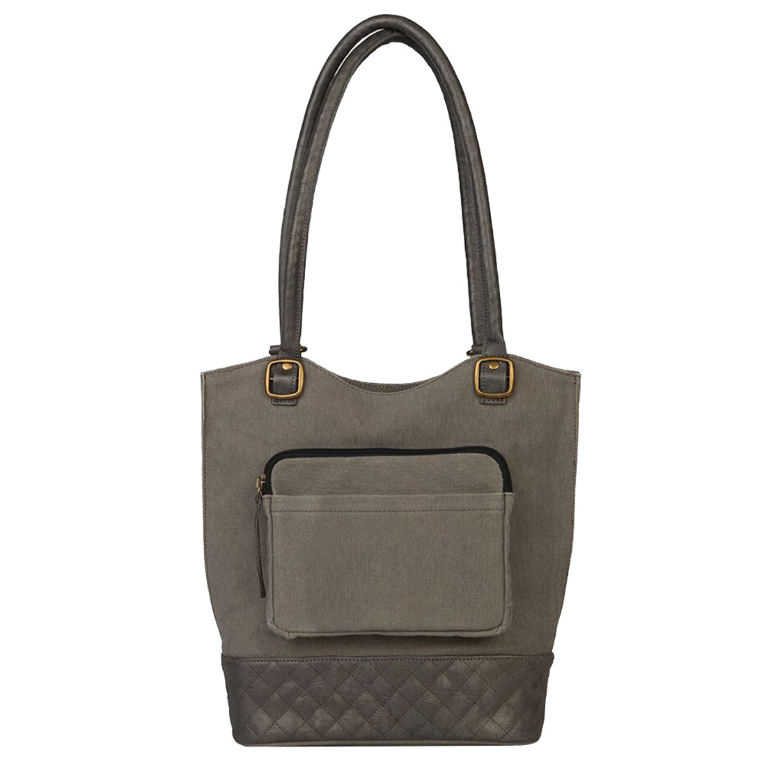 Mona B Two In One Convertible Tote Bag Purse