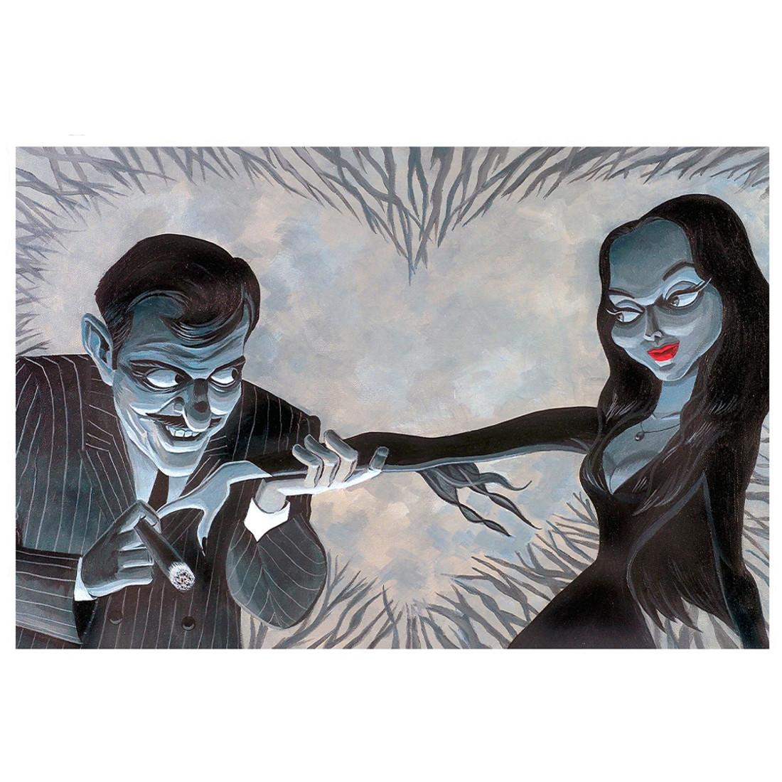 Bob Lizarraga Valentine Lust Art Print