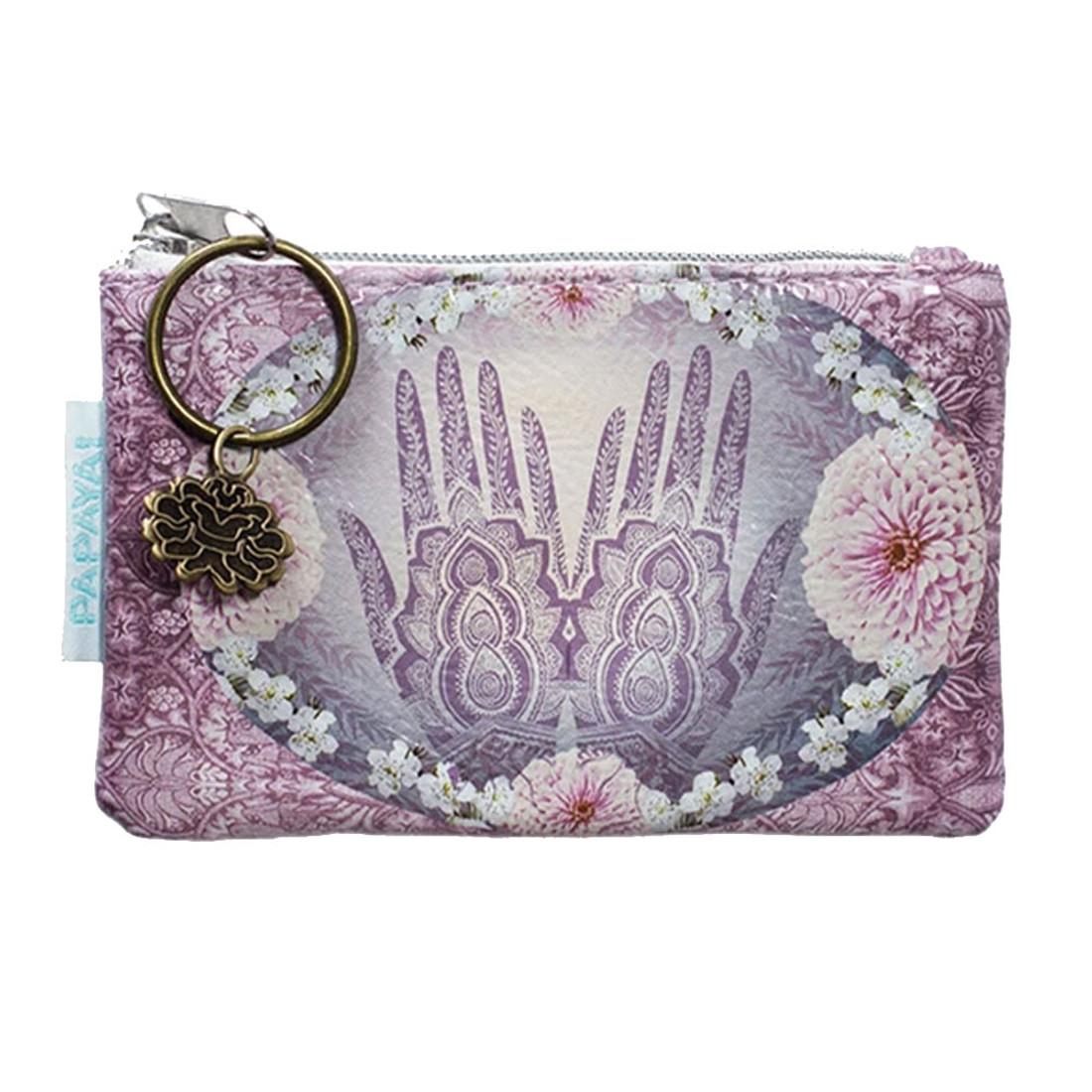 PAPAYA Coin Purse Wallet Henna