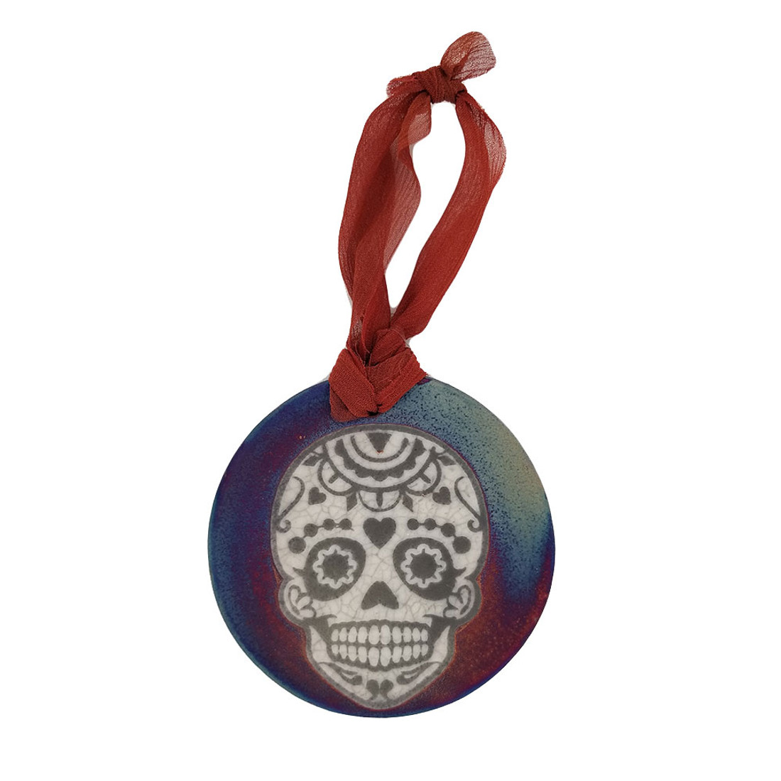 Day of the Dead ornament.