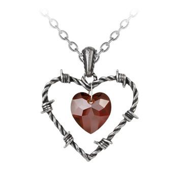 Alchemy Gothic P692 Love Imprisoned Pendant