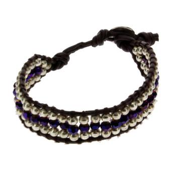 Bali beaded bracelet.