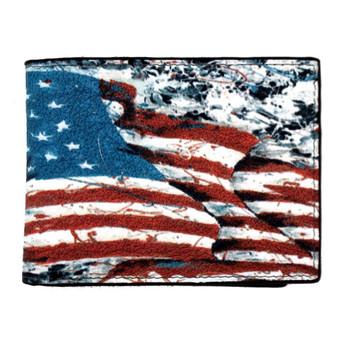 American Flag Men's Wallet