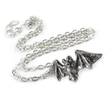 Bat Pendant chain view