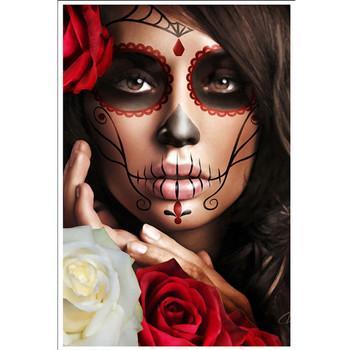 Raquel by Daniel Esparza Art Print