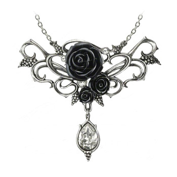 P700 - Bacchanal Rose Necklace