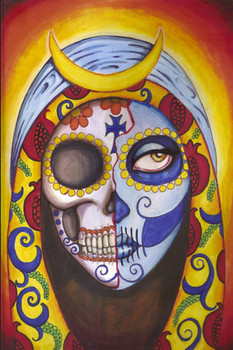 Shayne of the Dead Guadajupe - Canvas Giclee
