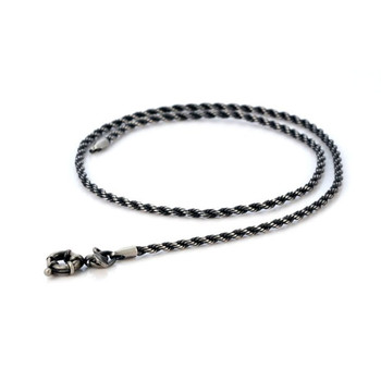 BICO Pacific Jewelry Pewter Stylus Chain Necklace F18