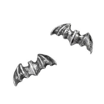 E186 - Bat Stud Earrings
