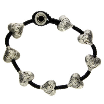 Heart Alloy Bracelet