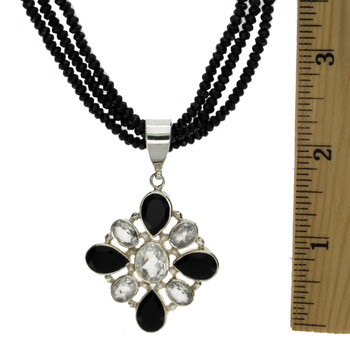 Black Onyx necklace.