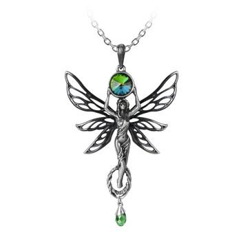 Alchemy Gothic P763 The Green Goddess