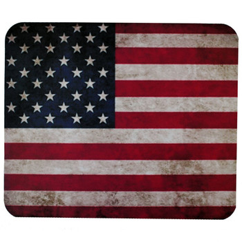 USA American Flag Mouse Pad