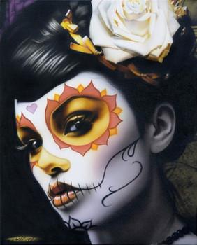 Daniel Esparza Canvas Giclee - Victoria