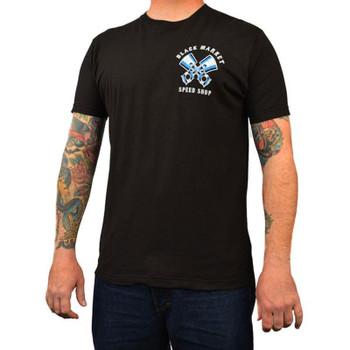 Ian McNiel Men's Speed Shop Tee Shirt