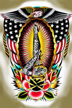 Tyler Bredeweg - American Legs - Fine Art Print