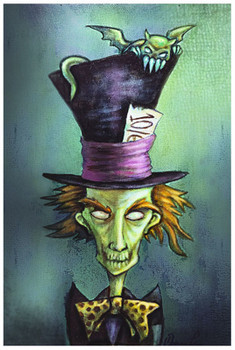 Diana Levin - Mad Hatter - Fine Art Print