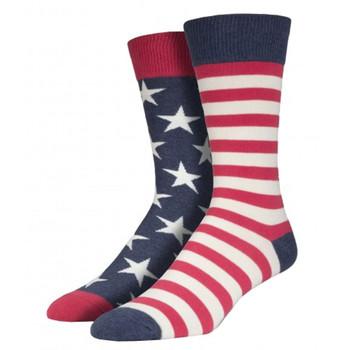 Men's Flag Socks