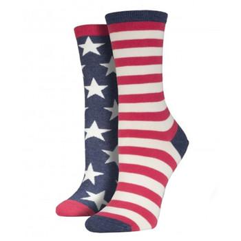 Women's Flag Socks